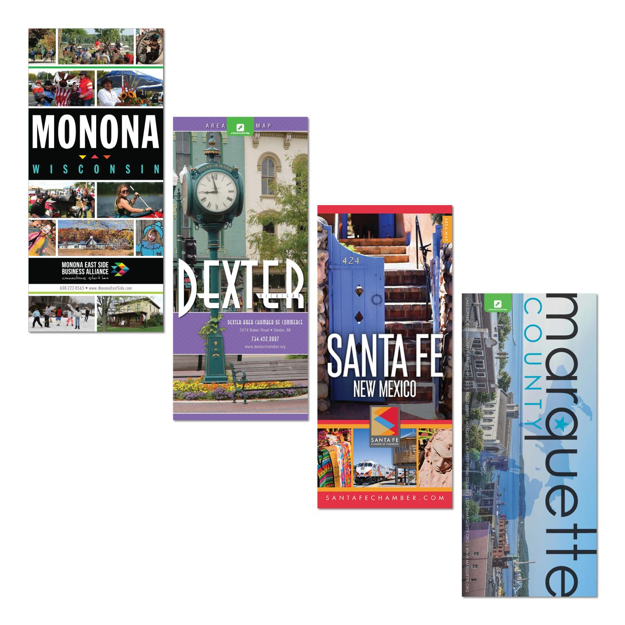 2012-2019 | NovoPrint USA | map covers