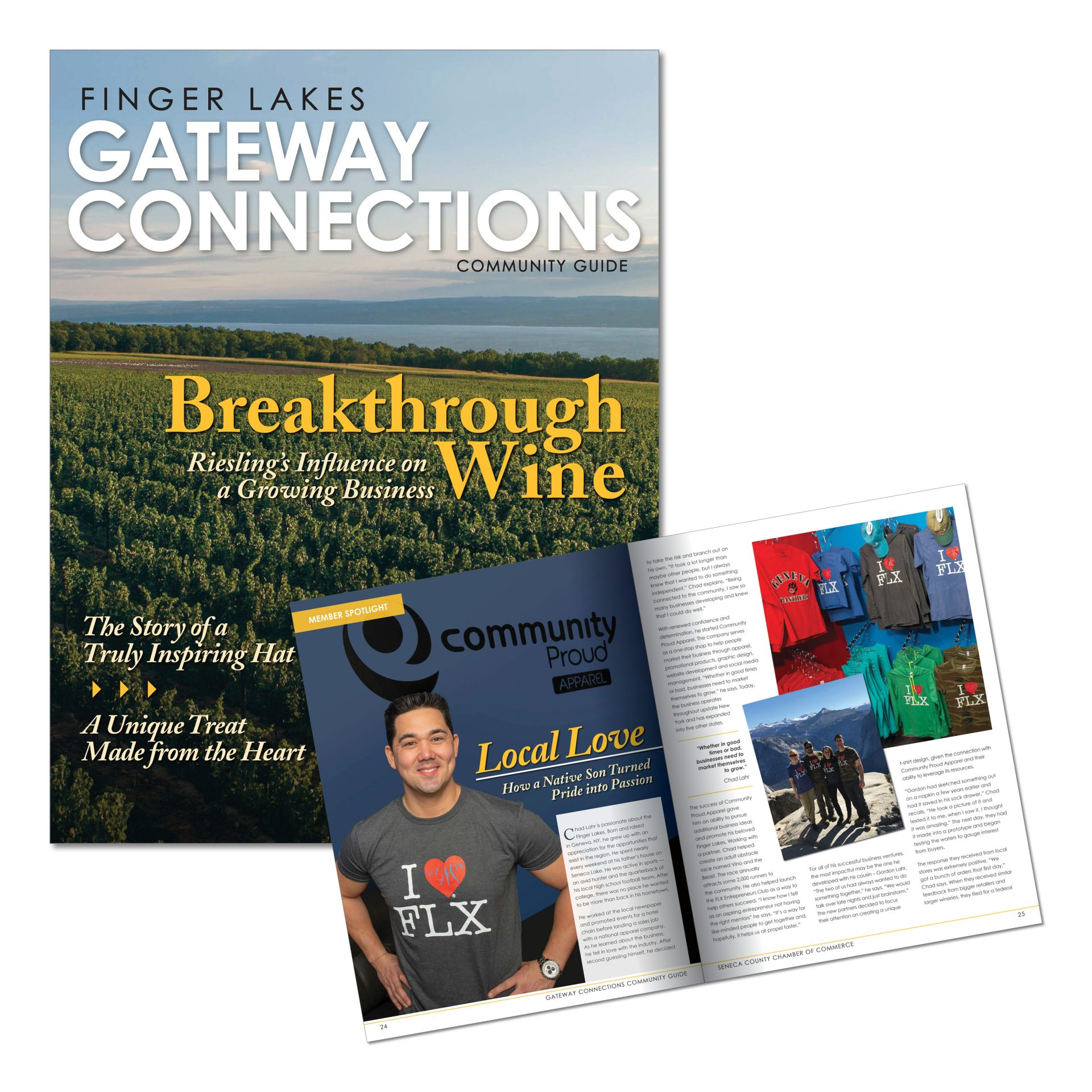 2018 | NovoPrint USA | community guide